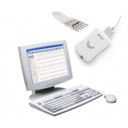 ECG for computer VE-1010