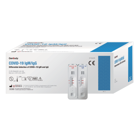 COVID-19 IgM/IgG Precised Rapid Test