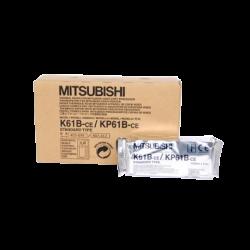 Termal Paper Mitsubishi KP-61B Standart B/W Printers