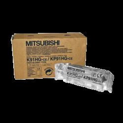 Termal Paper Mitsubishi KP-91HG B/W Printers